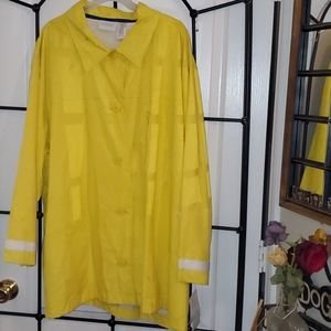 Liz Claiborne Women's Raincoat
